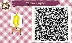 Yellow/Gold Rupee
