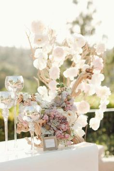 concepts event design | Blush Botanicals | San Diego Florist | Floral Design