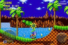 Sonic the Hedgehog (Sega Megadrive)