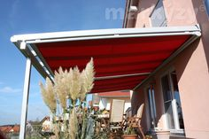 Venkovní markýza pro zimní zahradu, pro montáž pod sklo [Maxilux] Pergola, Outdoor Decor, Plants, Home Decor, Decoration Home, Room Decor, Outdoor Pergola, Plant, Home Interior Design