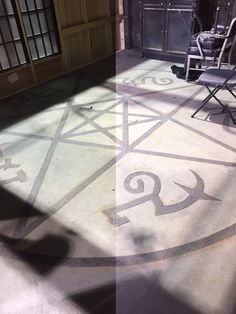 SUPERNATURAL Set Tour: Behind the Scenes of the Men Of Letters Bunker | the TV addict