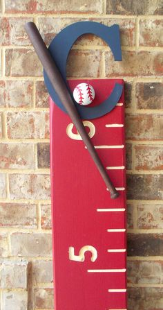 Custom Growth Chart/Ruler Solid Wood by CustomGrowthRulers on Etsy, $50.00