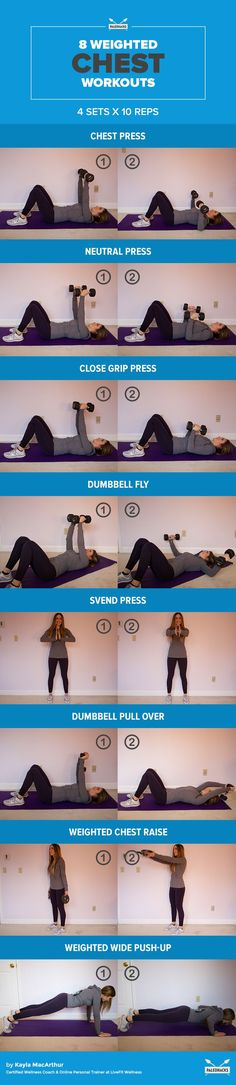 Adorable Blast away pesky armpit fat with these killer chest exercises you can do at home! The post Blast away pesky armpit fat with these killer chest exercises you can do at home… appeared . Bodybuilding Workouts, Bodybuilding Motivation, Fitness Transformation, Chest Workouts, At Home Workouts, Upper Body Workout Routine, Forme Fitness, Belly Fat Burner Workout, Armpit Fat
