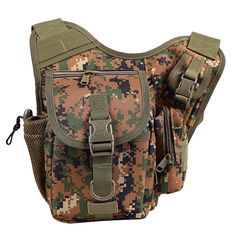Tackle Fishing Bag Hiking Case Fishing Tackle Pack Accessories Waist Bags ** More info could be found at the image url.