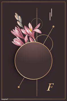 Pink amaryllis pattern background vector | premium image by rawpixel.com / Kappy Kappy Collage Background, Flower Background Wallpaper, Flower Backgrounds, Background Patterns, Wallpaper Backgrounds, Wallpapers, Logo Online Shop, Fond Design, Frame Template