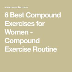 These 5 Compound Exercises Will Ease Back Pain and Cut Your Workout Time in Half
