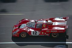 1971 Le Mans 512M Posey/Adamowicz