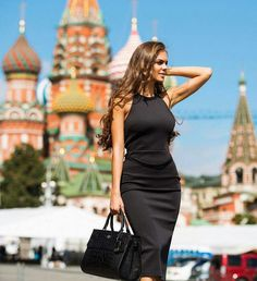 Ex-boyfriend of Xenia Deli Egor Kreed has an affair with the model from St. Dress Skirt, Peplum Dress, Xenia Deli, Sexy Dresses, Dresses For Work, Dress Outfits, Viki Odintcova, Celebrity Plastic Surgery, Perfect Figure