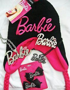 Adorable I Barbie! Barbie Life, Barbie World, Barbie Halloween Costume, Black Barbie, Barbie Barbie, Malibu Barbie, My Unique Style, Barbie Accessories, Glitter
