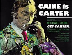 Get Carter. Movie poster