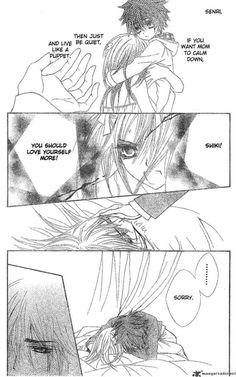 Rima and Shiki vampire knight 41