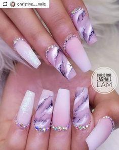 #Repost @christine__nails with @instatoolsapp ・・・ Marble for love @christine__nails @christine__nails __>>>>>>>>@jasnail_com…