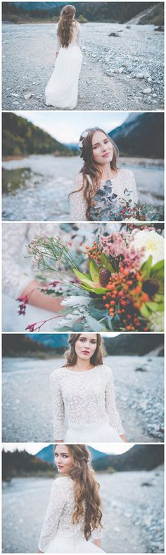 Anija Schlichenmaier Boho Bride Wedding Hochzeit Berghochzeit Otaduy Heylove Bellejulie Brautzauber Ivy Olive11