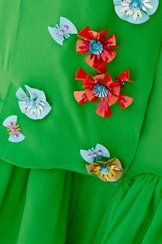 DELPOZO   Embellished silk-georgette maxi dress   NET-A-PORTER.COM