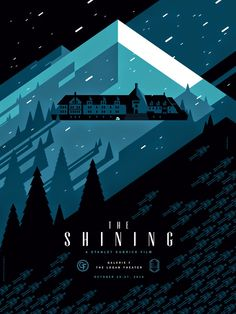 Tom Whalen The Shining Movie Poster Release Details