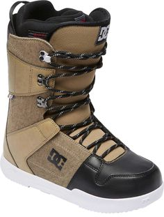 DC Shoes Men's Mutiny Lace Up 2018 2019 Snowboard Boots