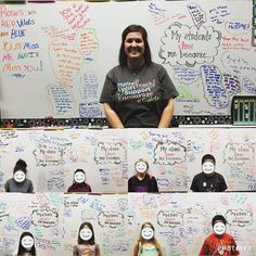 """30 Likes, 3 Comments - Amanda (@amandasharp89) on Instagram: """"Ended our year with writing to each student in the class about why we love them. My kids looked…"""""""