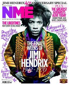 Hendrix received a Grammy Lifetime Achievement Award in 1992.
