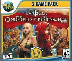 Dark Parables The Final Cinderella/Red Riding Hood Sisters