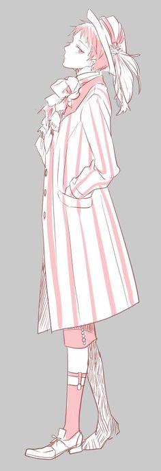 Akashi's so fancy XD, remind me Ciel '^'