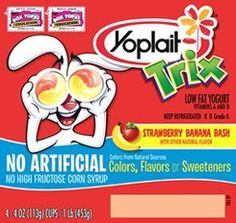 What!!!?? No Artificial Colors, Flavors or Sweeteners, and no High Fructose Corn Syrup?