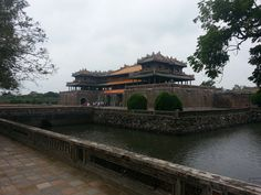Hue Citadel Hue, Mansions, House Styles, Home Decor, Decoration Home, Manor Houses, Room Decor, Villas, Mansion