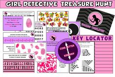 Awesome DIY spy party games and secret agent themed activities that you can use to make your child's spy party a blast!