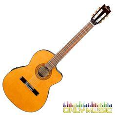 Guitarra Electroacústica Ibanez GA5 Color Natural