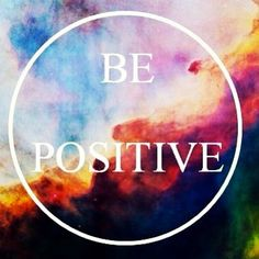Positive! This one is for you @h0pE SuMM€rS