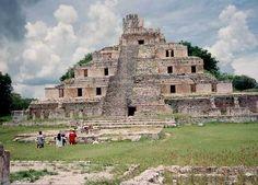 Ek' Balam | Under 3 hours from Playa del Carmen, the ruins of Ek Balam are a hidden gem.