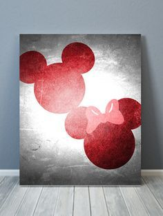 Disney Inspired Art Collection by Artzee Designs. Come on Disney fans! Whether is Mickey Mouse, Donald Duck, Aladdin, Frozen or Toy Story, we got unique Disney-inspired art for you! Exclusive modern style abstract art of Disney-inspired icons for your home, kitchen or office. Make it Unique with a Professional Custom Design at no extra charge!. $80
