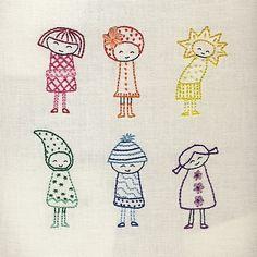 How to Draw , Study Resources for Art Students , CAPI ::: Create Art Portfolio Ideas at milliande.com, Art School Portfolio Work ,Whimsical, Cute, Kawaii,Doll.Girls