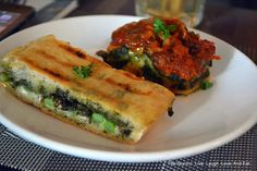 Healthy dishes are yummy and hearty at The Corner Tree Cafe