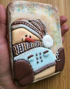 Winter / Christmas cookies