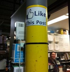 "This made me smile. ""Post"" at Schlafly Bottleworks in St. Image Memes, Facebook Likes, Just For Laughs, Laugh Out Loud, St Louis, Make Me Smile, In This World, I Laughed, Laughter"