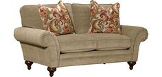 Living Rooms, Sandridge Loveseat, Living Rooms | Havertys Furniture