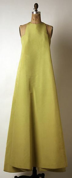 Late 60s - mid 80s Madame Grès (Alix Barton) | Evening dress | French | The Metropolitan Museum of Art