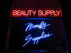 How to Open a Beauty Supply Store. Opening up your own beauty supply store is a new and exciting adventure to embark on. You might have to set aside some time for serious organization and reflection, but it should be worthwhile in the end. Hair Supply Store, Online Beauty Supply Store, Black Beauty Supply, Hairdressing Supplies, Photography Supplies, Business Planning, Business Ideas, Makeup Brushes, Salons