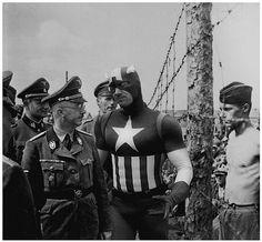 Superheroes Making History