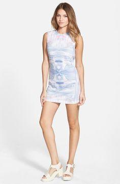 57fab43fe6e6 Isabella Rose Taylor Fringe Back Shift Dress