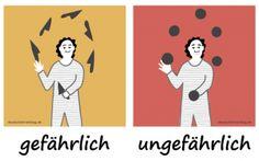 gefährlich_ungefährlich_Adjektive_Gegensatzpaare_deutschlernerblog