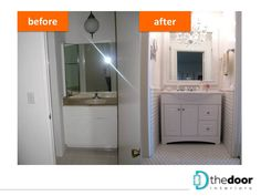 Makeover of a bathroom nook.: http://on.fb.me/1oqghXw