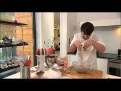 How to make chocolate and raspberry tart | BakingMad.com