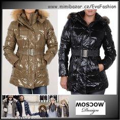 MOSCOW luxusní bundičky ZIMA 2012 2 barvy