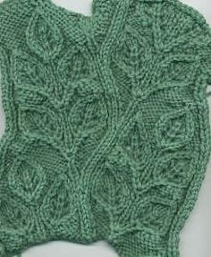 Leaves pattern swatch by fuzzyjay, via Flickr
