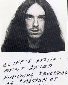 CLIFF BURTON OF METALLICA - CLIFF`S EXCITEMENT AFTER FINISHING RECORDING OF MASTER OF PUPPETS  HEAVY METAL T-SHIRTS and METALHEAD COMMUNITY BLOG. The World's No:1 Online Heavy Metal T-Shirt Store & Metal Music Blog. Check out our Metalhead Clothing and Apparel Store, Satanic Fashion and Black Metal T-Shirt Stores; https://heavymetaltshirts.net/