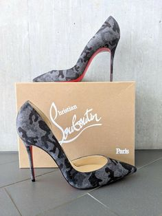 "Christian Louboutin Heels in ""Women's Clothing, Shoes and Heels"" Patent Heels, Nude Pumps, Patent Leather Pumps, Black Pumps, Leather Sneakers, Pump Shoes, Shoes Heels, Louboutin Online, Christian Louboutin So Kate"
