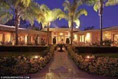 Simon Cowell has listed the Beverly Hills house he purchased in 2011 but never lived in
