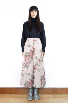 Comme des Garçons Robe de Chambre Rose Trousers Sz M