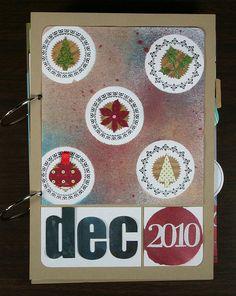 December 2010 Mini Album